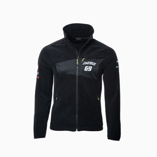 IRONFORCE Fleecejacke mit Sponsoren IF-PCH05